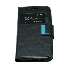 Book Case Stand Window Για Samsung G850F Galaxy Alpha