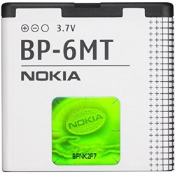 Battery Nokia BP-6MT Li-Ion 3.7V 1050mAh Original Bulk