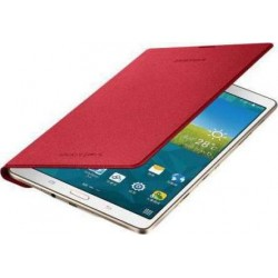 "Samsung Flip Cover For T700 Galaxy Tab S 8.4"" Red Blister EF-DT700BRE"