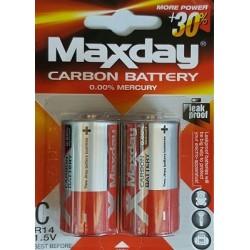 Battery C R14 1.5V Blister