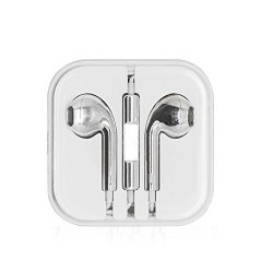 OEM Handsfree With Remote 3.5mm & Microphone Blister