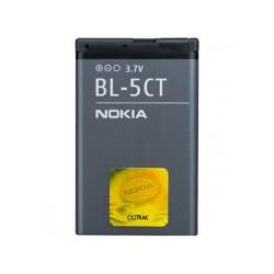 Battery Nokia BL-5CT Li-Ion 3.7V 1050 mAh Original