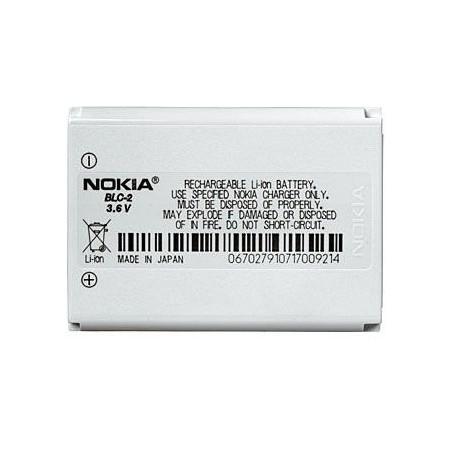 Battery Nokia BLC-2 Li-Ion 3.6V 1000mAh Original
