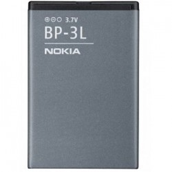 Μπαταρία Nokia BP-3L Li-Ion 3.7V 1300 mAh Original Bulk