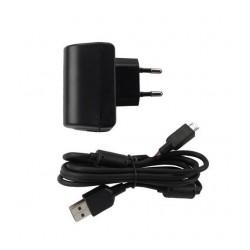 Travel Charger USB Sony Ericsson CST-80 700mA & Micro USB Cable EC700 Original Bulk