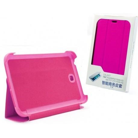 Ultra Slim Book Case For Samsung P3200 Galaxy Tab