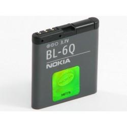 Μπαταρία Nokia BL-6Q Li-Ion 3.7V 970mAh Original Bulk
