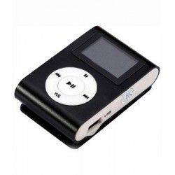 OEM Mini Mp3 Player With LCD Screen SF-MP174G Blister
