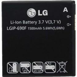 Μπαταρία LG LGIP-690F Li-Ion 3.7V 1500 mAh Original