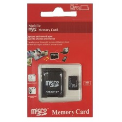 OEM Memory Card Micro SD 64GB Class 10 With Adapter Blister