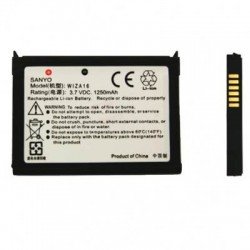 Battery HTC Li-Ion 3.7V 1250 mAh Original (WIZA16) (35H00064-00M)