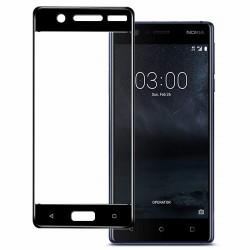 Tempered Glass 0.3mm 9H For Nokia 3 Full Cover