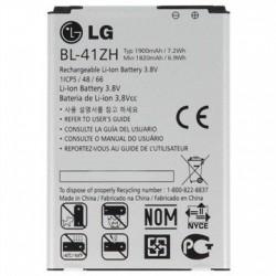 Battery LG BL-41ZH Li-Ion 3.8V 1900 mAh Original
