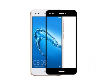 Tempered Glass 0.3mm 9H for Huawei Y6 Pro 2017 Full Cover