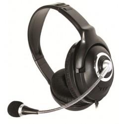 OEM Overear Headphones Με Μικροφωνο Για Υπολογιστή SLR-318MV