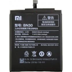Μπαταρία Xiaomi BN30 Li-Ion 3.85V 3030 mAh Original