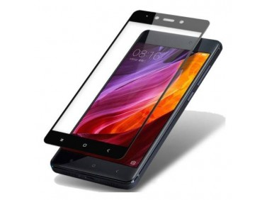 5D Tempered Glass 0.3m For Xiaomi Redmi Note 4 Full Cover
