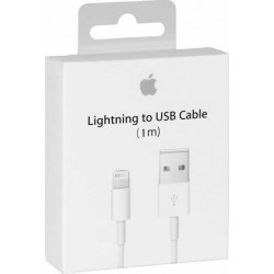 Apple USB Cable to Lightning Cable 1m (MD818ZM/A) Bulk