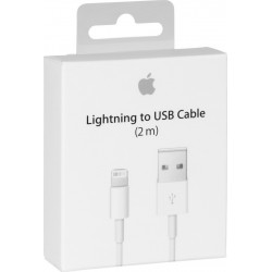 Apple USB Cable to Lightning Cable 2m (MD819ZM/A) Bulk