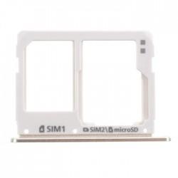 SIM Card Holder Dual SIM Micro SD Card Tray Slot για Samsung Galaxy A310 /A510/ A710