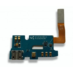 Charging Port Flex Cable for Samsung Galaxy N7105 HQ(AAA)