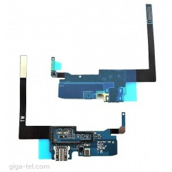 Charging Port Flex Cable for Samsung Galaxy N7505 HQ(AAA)