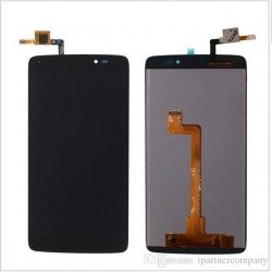 LCD With Touch Screen For Alcatel 6045