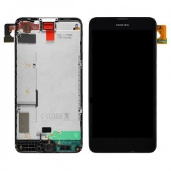 LCD Screen (with frame) for Nokia 630/635