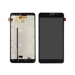 LCD Screen (with frame) for Nokia 640XL