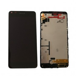 LCD Screen (with frame) for Nokia 640
