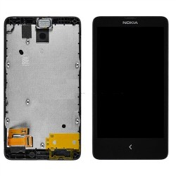 LCD Screen (with frame) for Nokia X