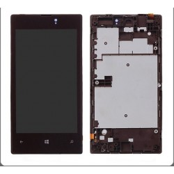 LCD Screen with touchscreen for Nokia L520