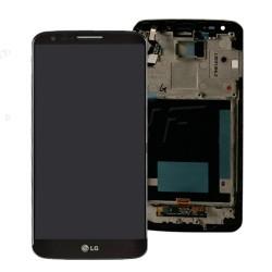 Οθόνη LCD με πλαίσιο (with frame) για LG G2 (D802 )