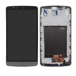 Οθόνη LCD με πλαίσιο (with frame) για LG G3 (D855)
