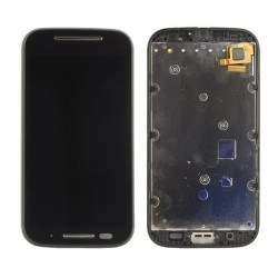 Οθόνη LCD με Frame (πλαίσιο οθόνης) για Motorola E XT1021-XT1022-XT1025