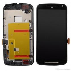 Οθόνη LCD με Frame (πλαίσιο οθόνης) για Motorola Moto-XT1068
