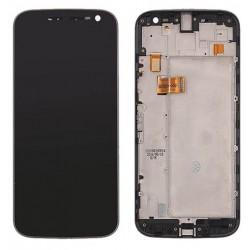 Οθόνη LCD με Frame (πλαίσιο οθόνης) για Motorola Moto G4 Play Dual XT1602