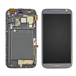 Οθόνη LCD με Frame (πλαίσιο οθόνης) για Samsung Galaxy Note 2 N7100