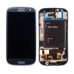 Οθόνη LCD με Frame (πλαίσιο οθόνης) για Samsung Galaxy S3 Neo I9301