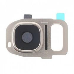 Τζαμάκι Κάμερας με Πλαίσιο για Samsung Galaxy G935 S7 EDGE