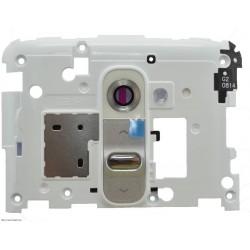 Τζαμάκι Κάμερας με Πλαίσιο για LG D802 G2