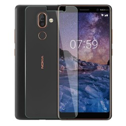 Tempered Glass 0.33mm 9H For Nokia 7 Plus