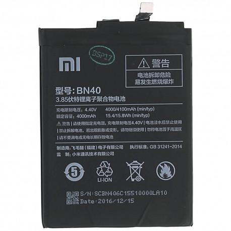 Battery BM35 3080 mah for Xiaomi Mi4C