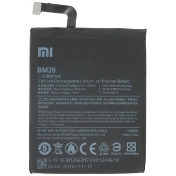 Battery BM39 3250mAh for Xiaomi 6 M6