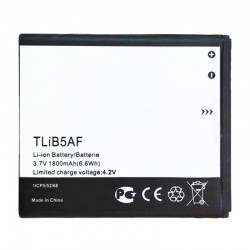 Battery TLiB5AF 1800mAh for Alcatel OneTouch 997D