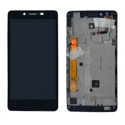 LCD With Touch Screen For Lenovo A6000