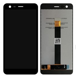 LCD Screen (with frame) for Nokia 2