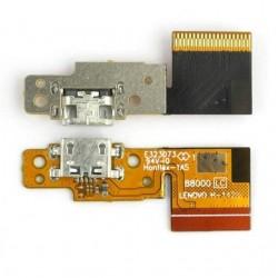 Καλωδιοταινία Φόρτισης (Charging Board) για Lenovo B8000