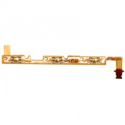 Power On/Off Volume Button Flex Cable for Huawei G750