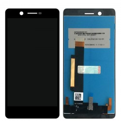 LCD Screen with touchscreen for Nokia 7